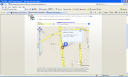 Navteq MapReporter map interface